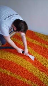 hochwertige Teppichreinigung Wien 1080