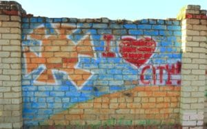 Profesionální odstranění graffiti
