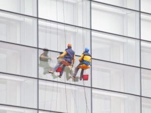 práce ve výškách mytí oken Brno