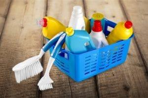 mytí oken kvalitními přípravky