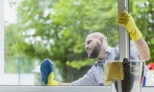 mytí oken Praha 10