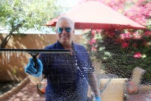 odborníci na mytí oken