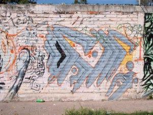 Problém s graffiti - jak je odstranit