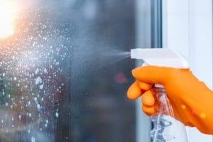 mytí oken Brno cena