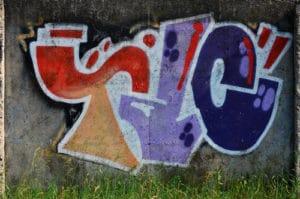 Velké graffiti