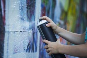 Příčiny vzniku graffiti