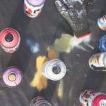 úspěšné odstranění graffiti