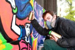 graffiti a prevence