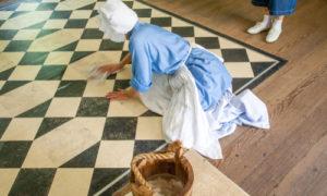 Čištění Karviná, podlahy