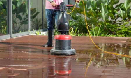 Podlahy Opava čištění
