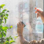 Profesionální čištění oken