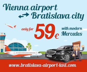vienna airport bratislava city
