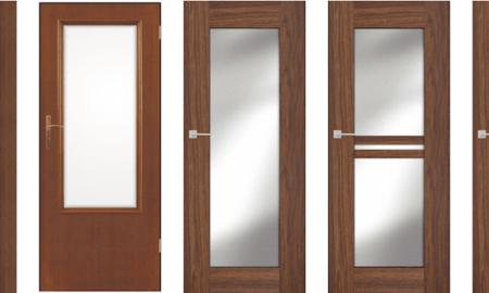 presklene dvere