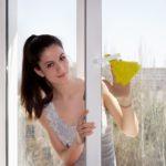 postavební mytí oken