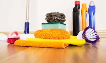 Praha čištění podlahy