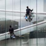 moderní čištění oken